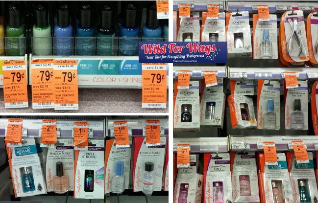 Sally hansen clearance deal