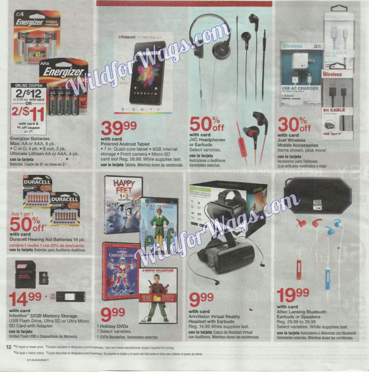 Walgreens Ad Scan 12-10 pg12m