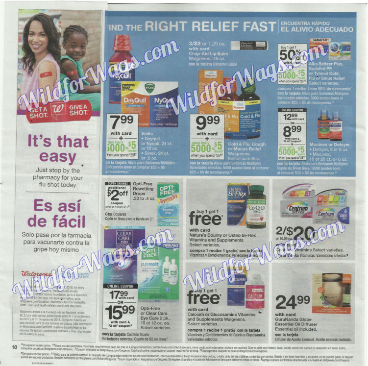 Walgreens Ad Scan 12-10 pg18p