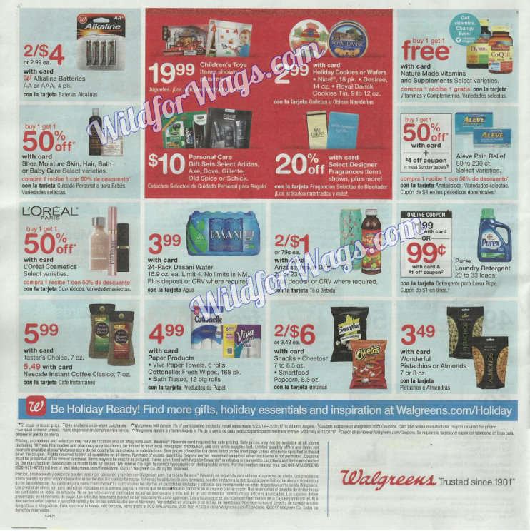 Walgreens Ad Scan 12-10 pg20q
