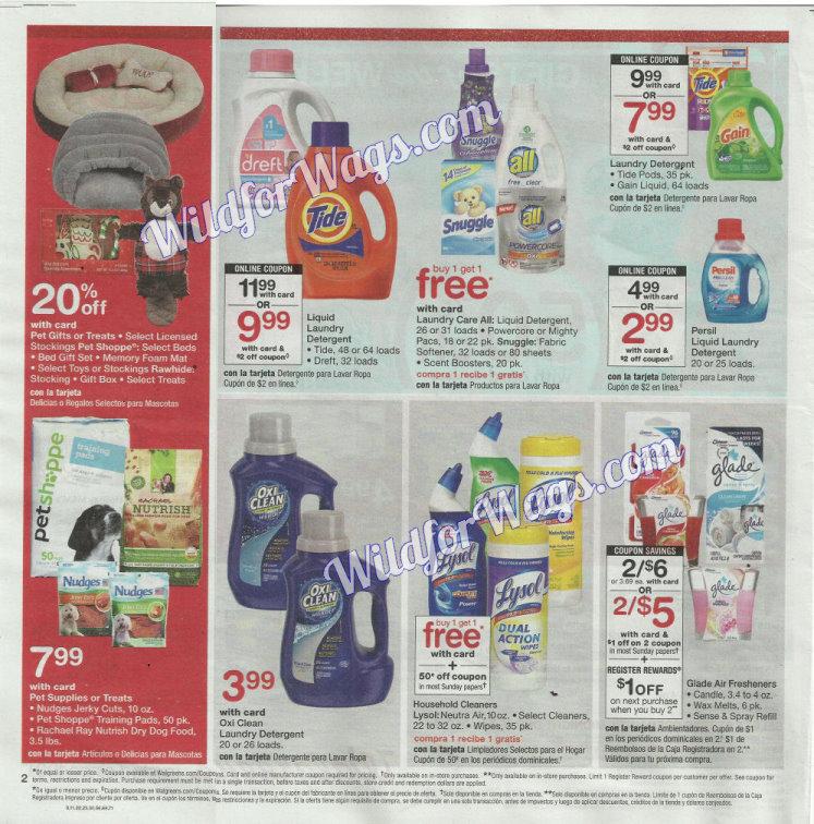 Walgreens Ad Scan 12-10 pg2v