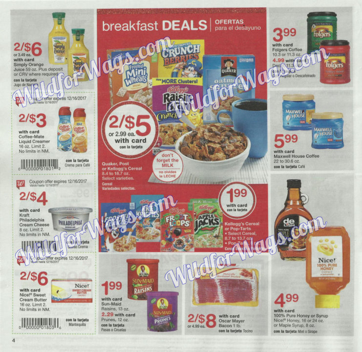 Walgreens Ad Scan 12-10 pg4s