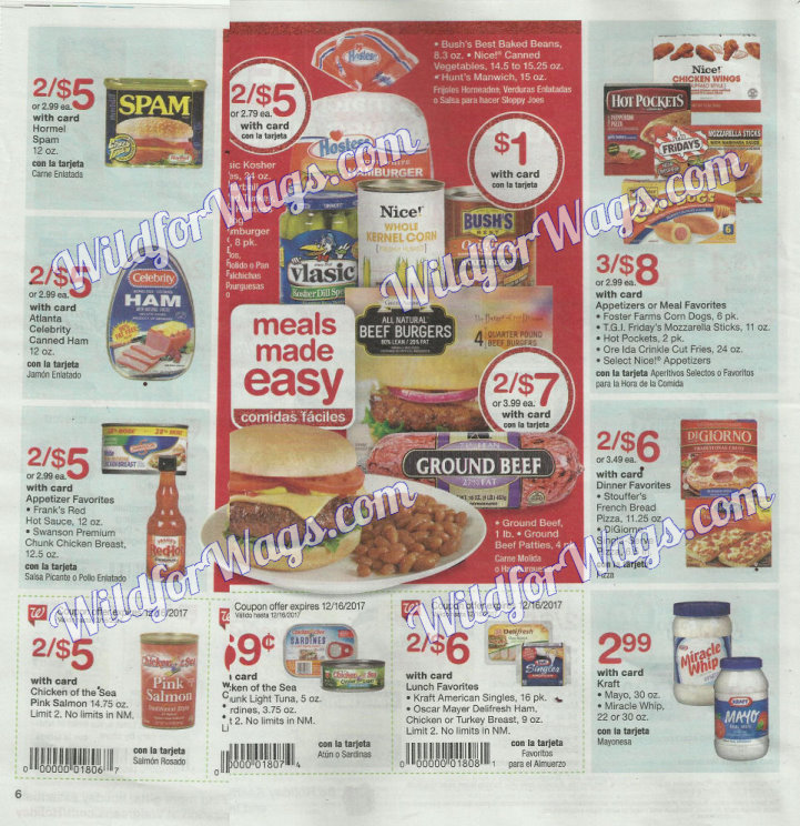 Walgreens Ad Scan 12-10 pg6g