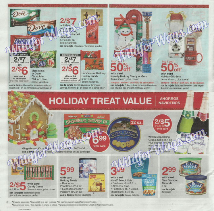 Walgreens Ad Scan 12-10 pg8h