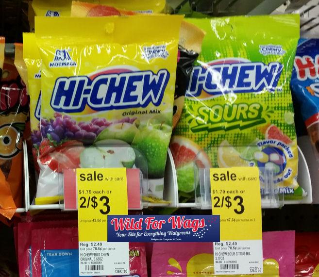 hichew candies