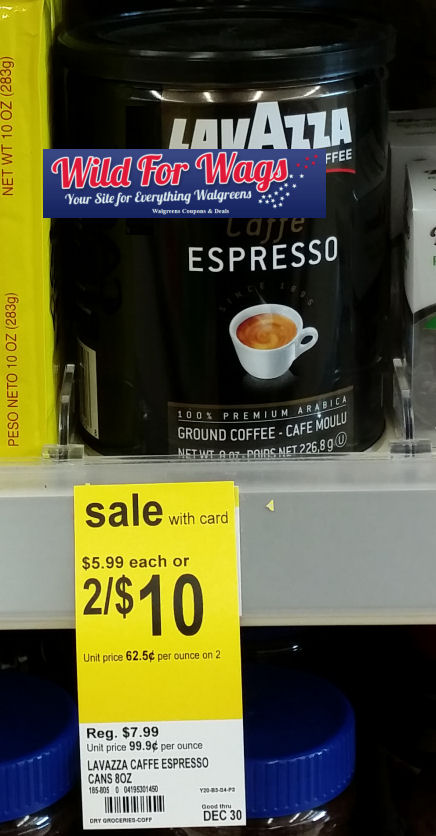 lavazza deal