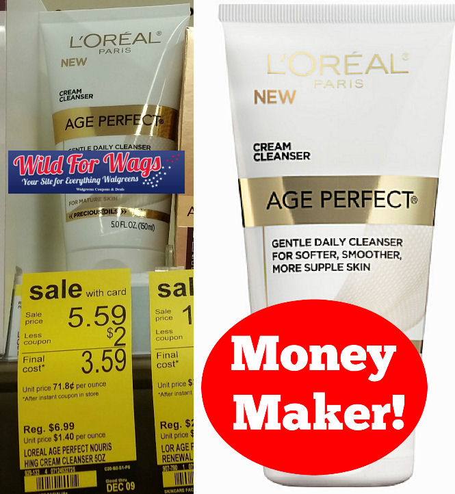 loreal age perfect deal