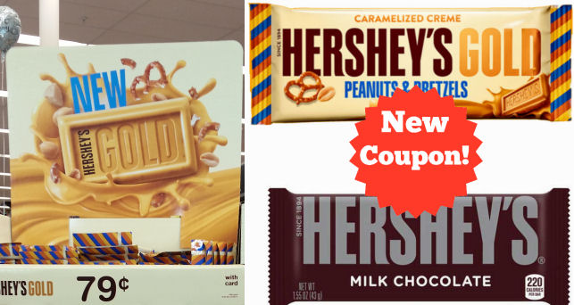new hershey's coupon