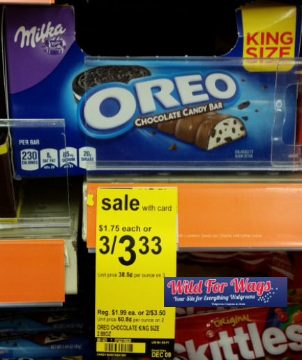 oreo milka king size deal