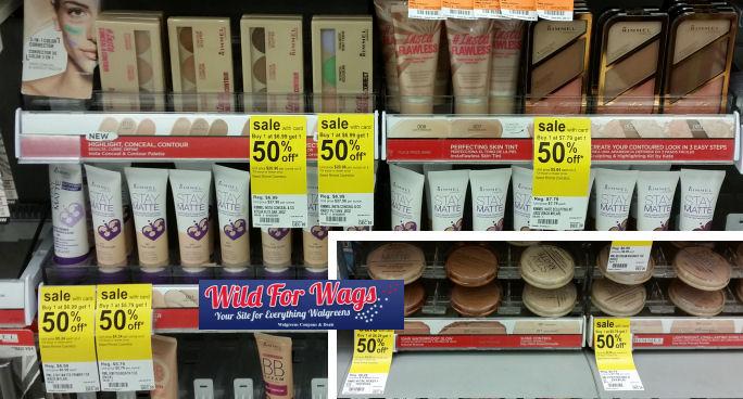 rimmel face cosmetics