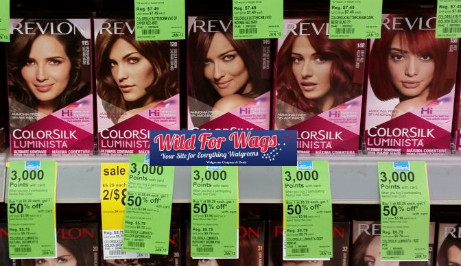 Colorsilk deals