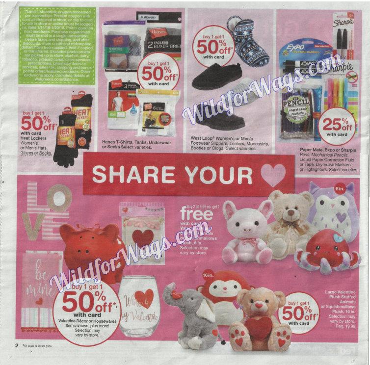 Walgreens Ad Scan 1-14 pg02n