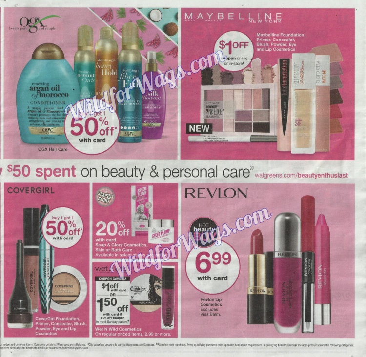 Walgreens Ad Scan 1-14 pg11v