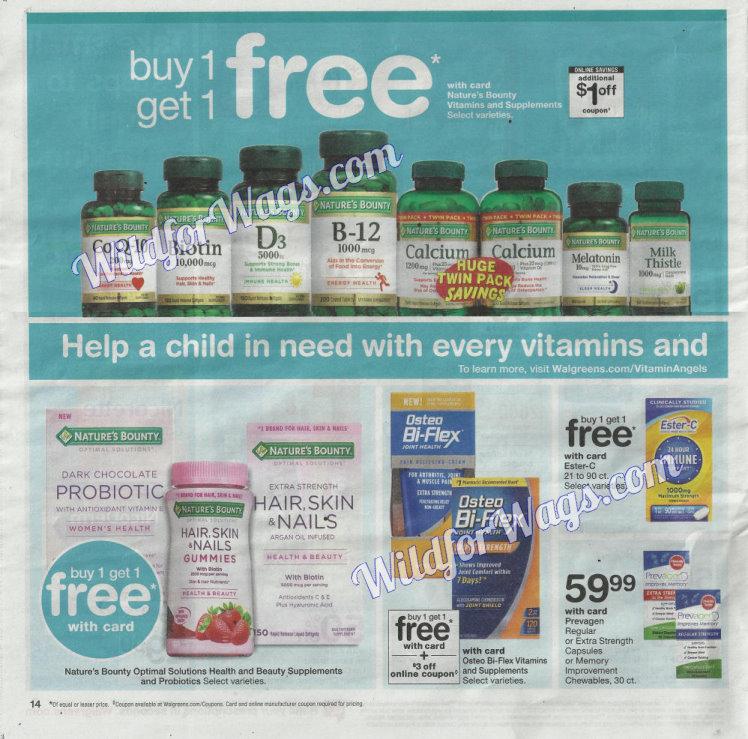 Walgreens Ad Scan 1-14 pg14r