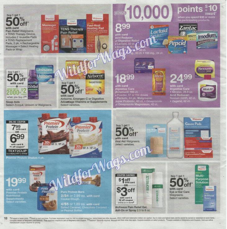 Walgreens Ad Scan 1-14 pg18o