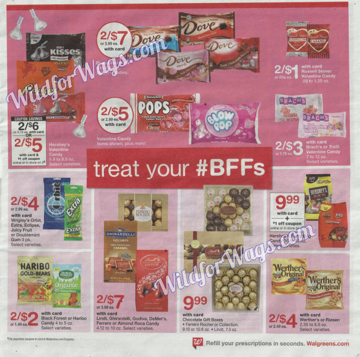 Walgreens Ad Scan 1-14 pg3e