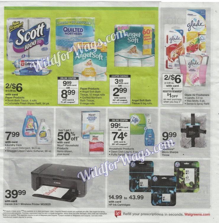 Walgreens Ad Scan 1-14 pg7h