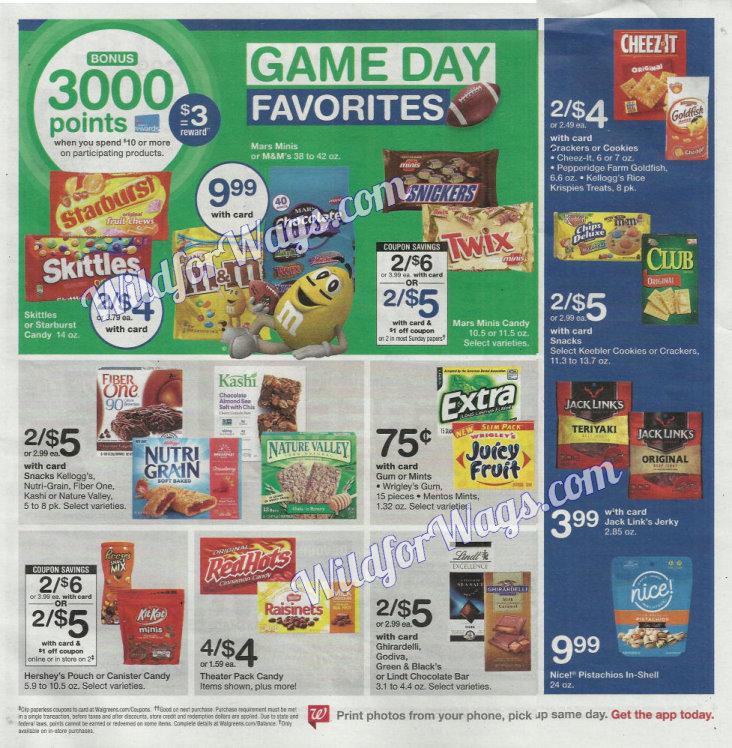 Walgreens Ad Scan 1-21 pg3f