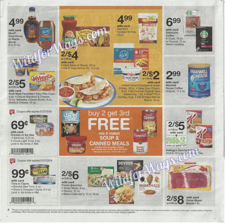 Walgreens Ad Scan 1-21 pg4r
