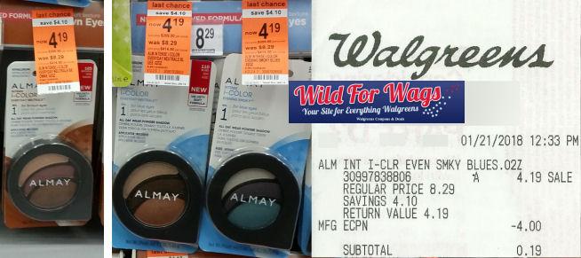 almay clearance deals