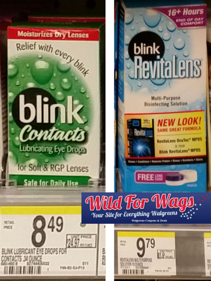 blink eye care deal