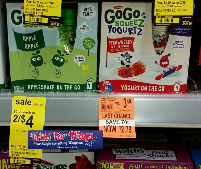 gogo squeez deals