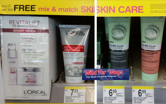 loreal skin care deal