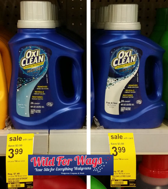 oxiclean deals