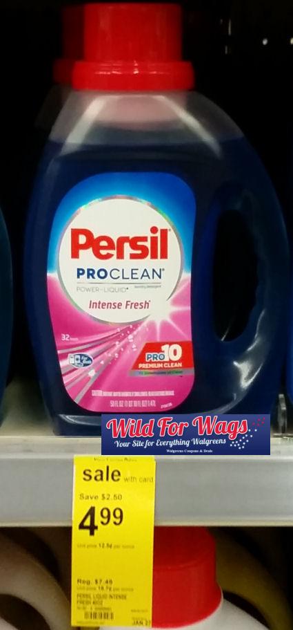 persil detergent deal