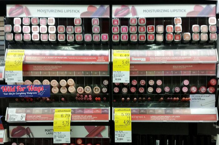 rimmel lip cosmetics deal