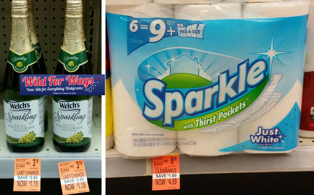 sparkle and welch's clearance