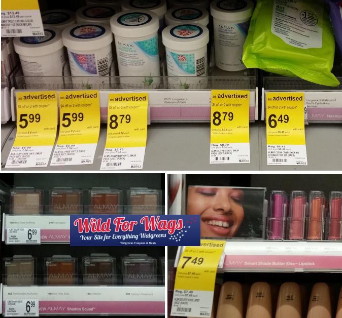 almay cosmetics deal