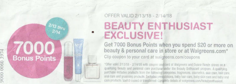 beauty enthusiast coupon