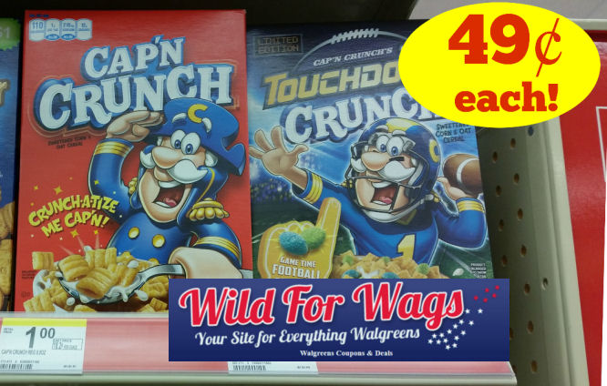 cap'n crunch deal