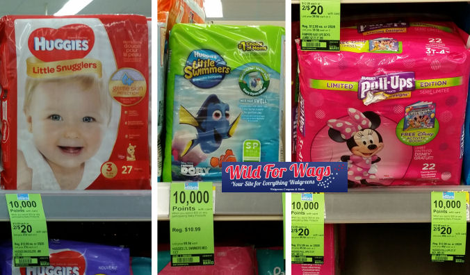 huggies baby deals