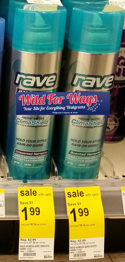 rave deal