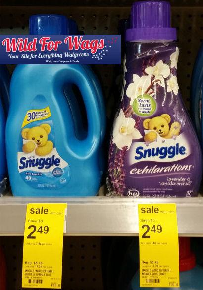 snuggle deal