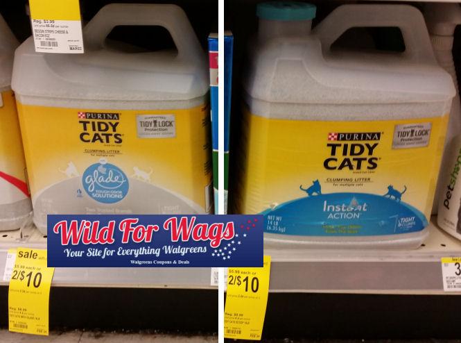 tidy cats deal