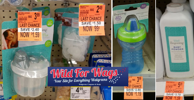 well beginnings clearance deals