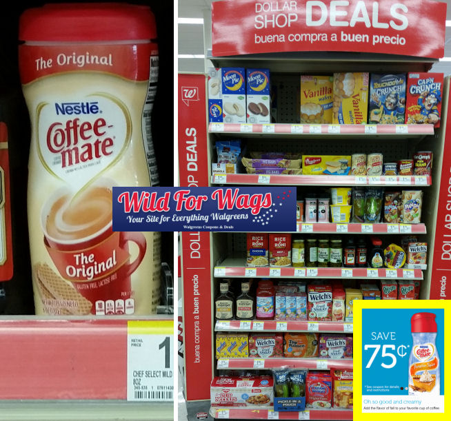 Coffee mate coupons august 2018