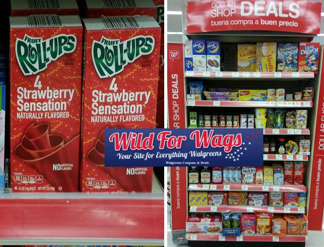 Fruit roll ups deals