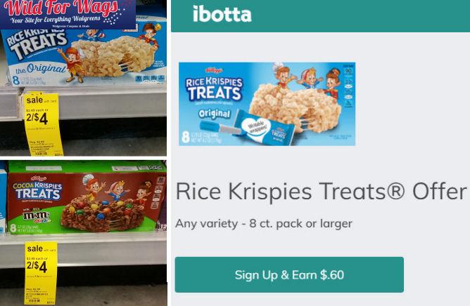 Rice Krispies deal