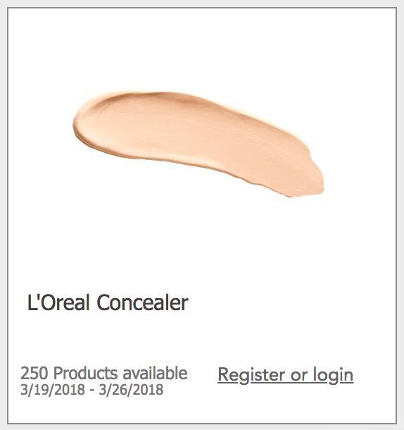 L'Oreal Concealer