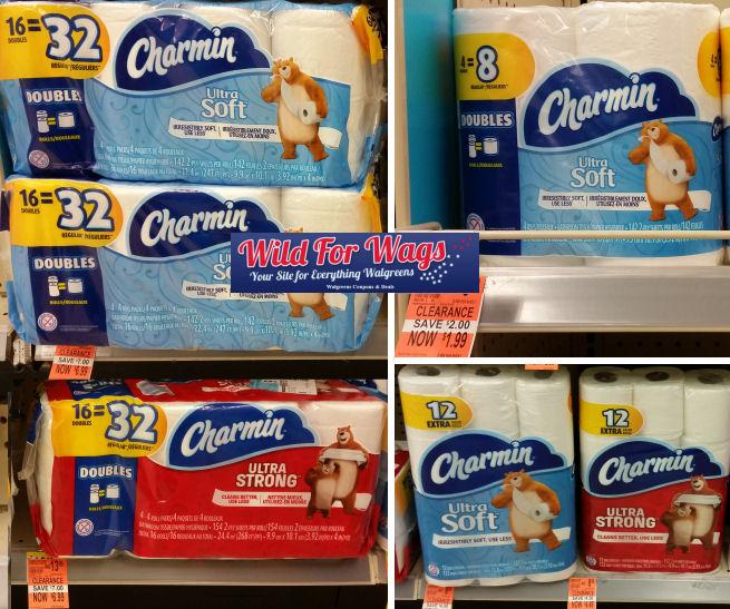 charmin clearance deal