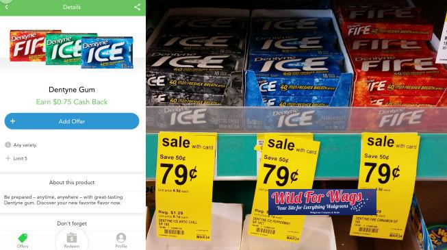 dentyne ice deal