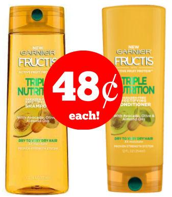 garnier fructis deal