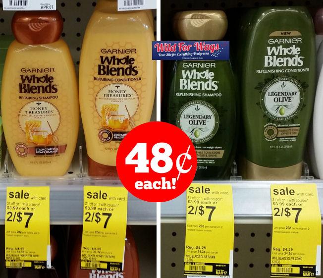 garnier whole blend deals