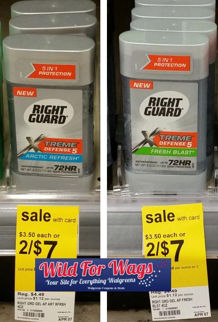 right guard xtreme deals