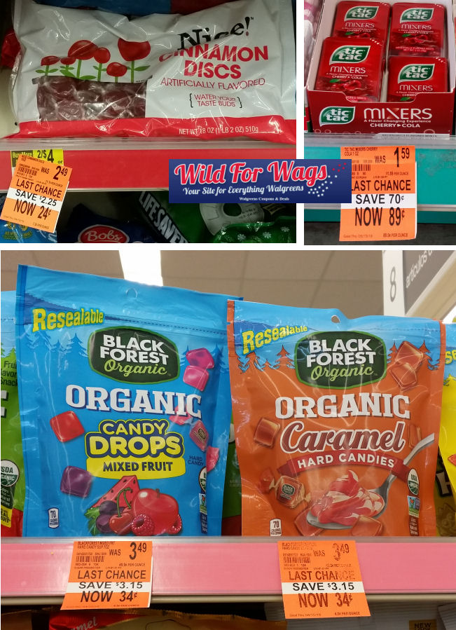 candy clearance deals