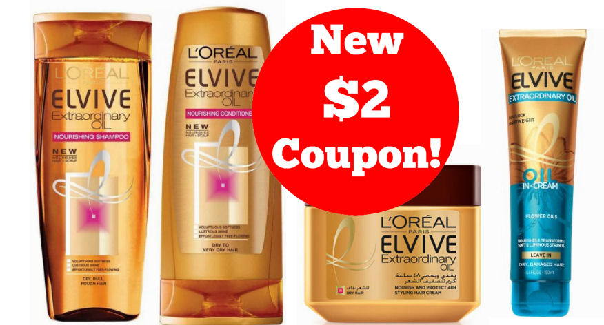 loreal elvive coupon